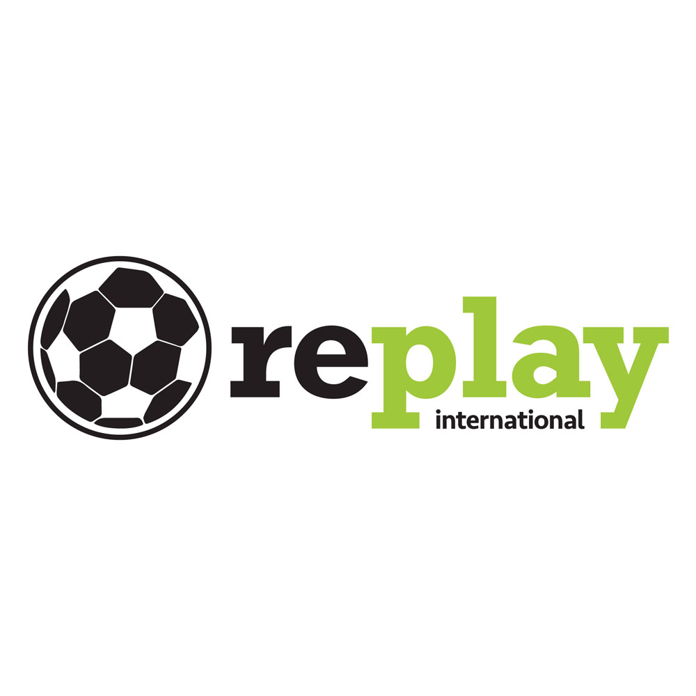 Replay International Logo Design
